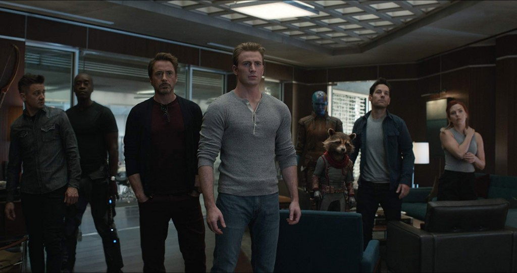 Avengers Endgame Cast & Crawford 1 0528 0182